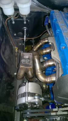 Ford Escort Cosworth Stainless Manifold